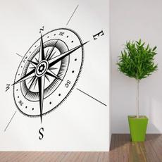 all, Modern, Home Decor, Compass
