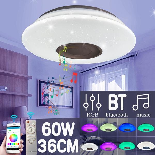 Sensors, ledceilinglight, Remote, Home & Living