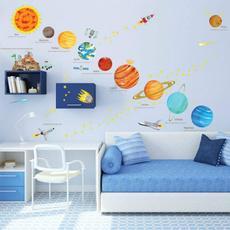 PVC wall stickers, decoration, Decor, living room