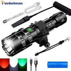 Flashlight, huntingligh, campinglight, Lanterns & Lights
