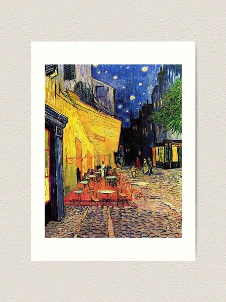 art print, forum, art, Cafe