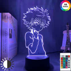 kids, Decor, Night Light, hunterxhunter