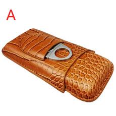 case, cigartube, travelaluminumcigarcase, Cigarettes