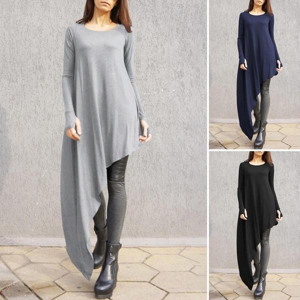 Plus Size, autumnblouse, Long Sleeve, Elegant