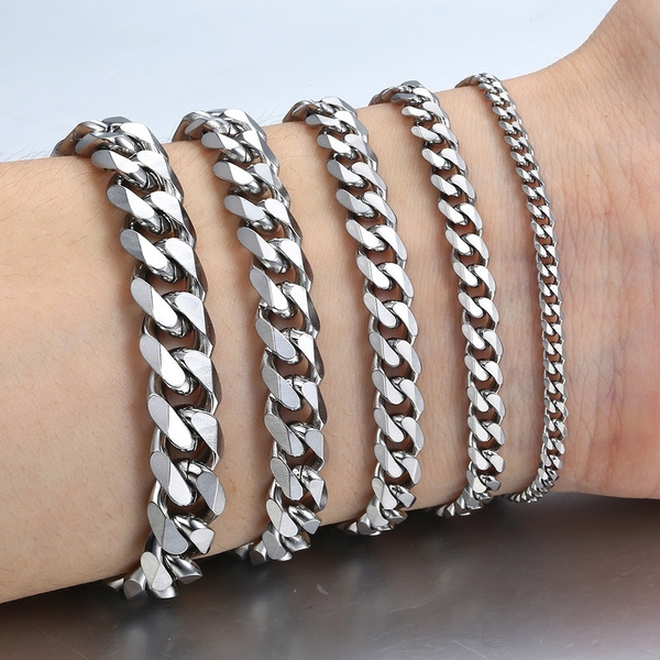 Steel, Stainless Steel, gold, Chain