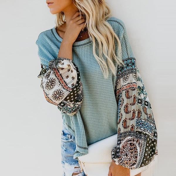 Fashion, Long Sleeve, topsamptshirt, casual shirt