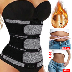 bodyslimmer, waist trainer, corsetsweatbelt, loseweightbelt