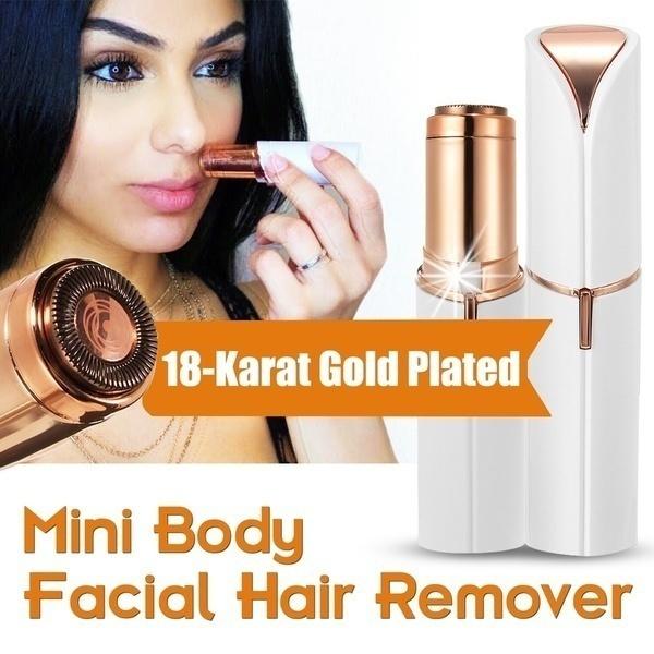 electricfacialhairremover, eyebrowtrimmer, Electric, Beauty