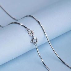Sterling, Fashion necklaces, sterling silver, Chain