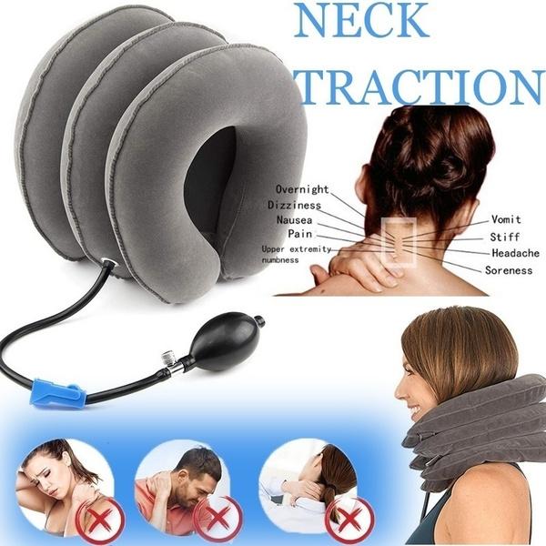 headmassager, Necks, cervicaltraction, neckpillow