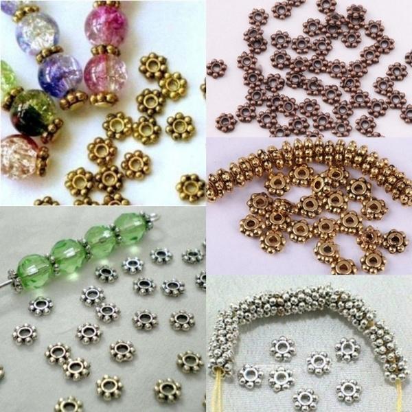 Flowers, diybracelet, Beads & Jewelry Making, loose beads