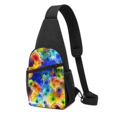 Shoulder Bags, School, Flowers, canvasbackpackbag