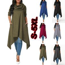 Plus Size, Winter, Sleeve, winter coat