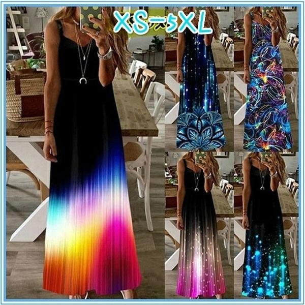 Vest, Plus Size, long dress, Dress