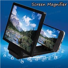 folding, Mobile, Screen, Amplifier