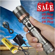 Flashlight, Box, led, usb