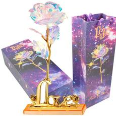 goldfoilrose, Flowers, Star, Jewelry