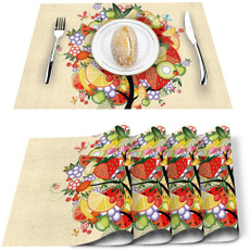 tablemat, decortable, Tree, placemat