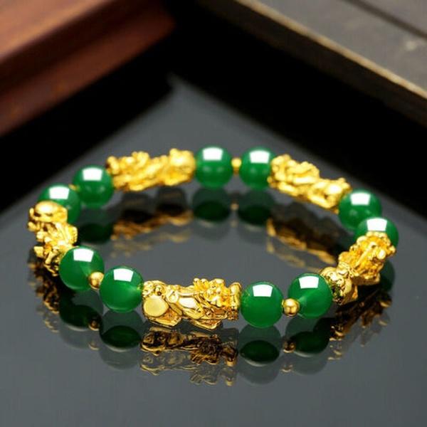 Charm Bracelet, Jewelry, luckybracelet, unisex