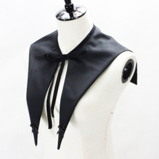 blouse, Clothing & Accessories, Goth, fashionfakeneckline