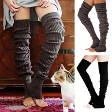 knitted, Fashion, Winter, Socks