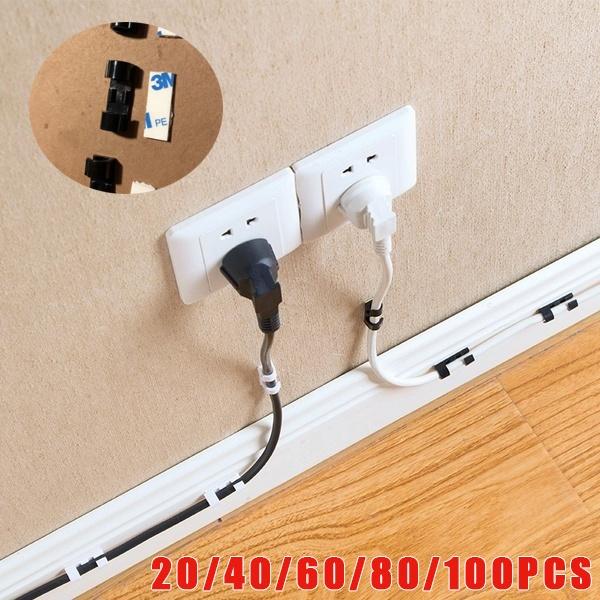 plasticclip, fixerclip, cableclip, Home Decor