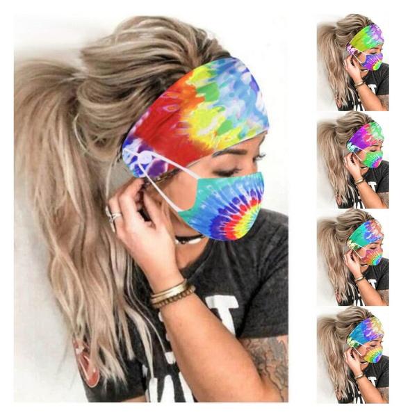 Women, facemaskholder, mouthmask, Beauty