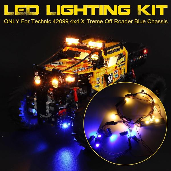 ledlightkit, Blues, Toy, Lego