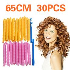 Hair Curlers, Magic, Hair Rollers, Tool