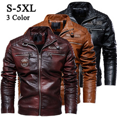 motorcyclejacket, Fashion, Winter, leather