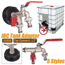 ibctankfaucet, tankconnectoradapter, Tank, Garden