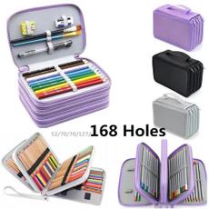 case, coloredpencilbag, pencilbag, Capacity
