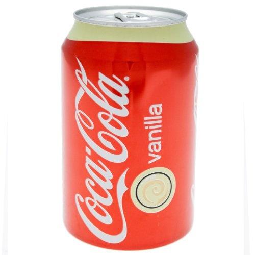 vanilla, storeupload, Coca Cola