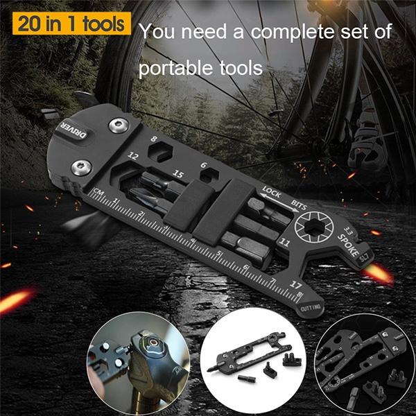 Equipment, Outdoor, bikerepairtool, bikerepairkit