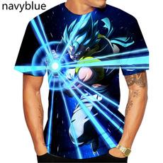 Summer, Funny T Shirt, Dragon Ball Z, Man t-shirts