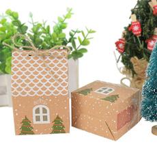 Decorative, Box, Christmas, packageboxe