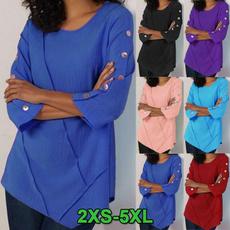 Plus Size, Tops & Blouses, Fashion, chiffon