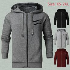 Casual Jackets, cardigan, Winter, Sleeve