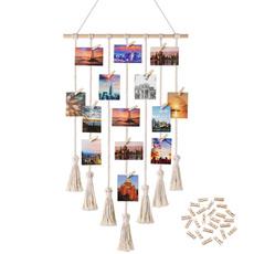 Wood, Decor, hangingdecoration, Home Decor