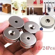 Magnet, Head, rareearthmagnet, ringmagnet
