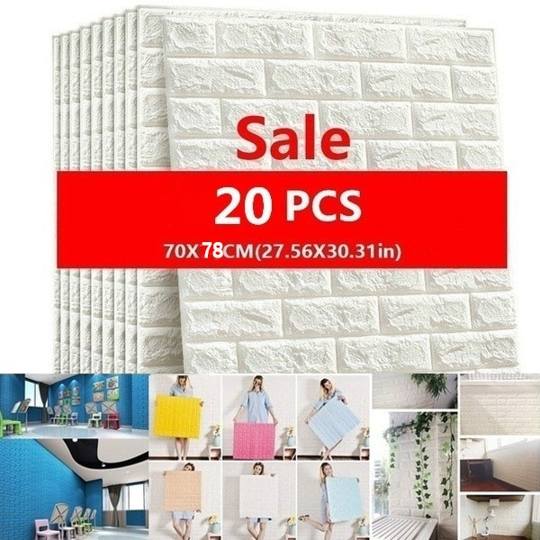 Decor, selfadhesive, Waterproof, Wall