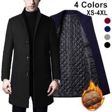 Plus Size, trenchcoatformen, Casual, Coat