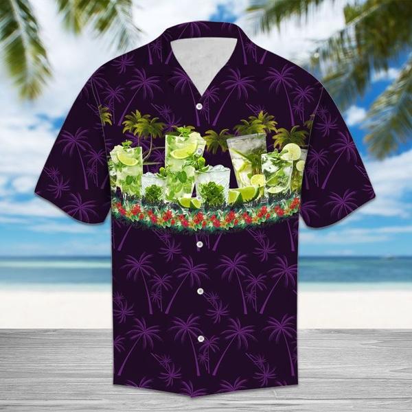 Fashion, Hawaiian, Classics, short sleeves