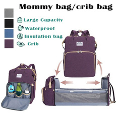 travel backpack, waterproof bag, Capacity, mummybag