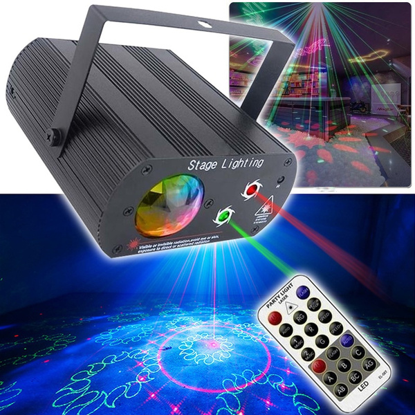 waterpatternlight, Christmas, Remote, laserlight