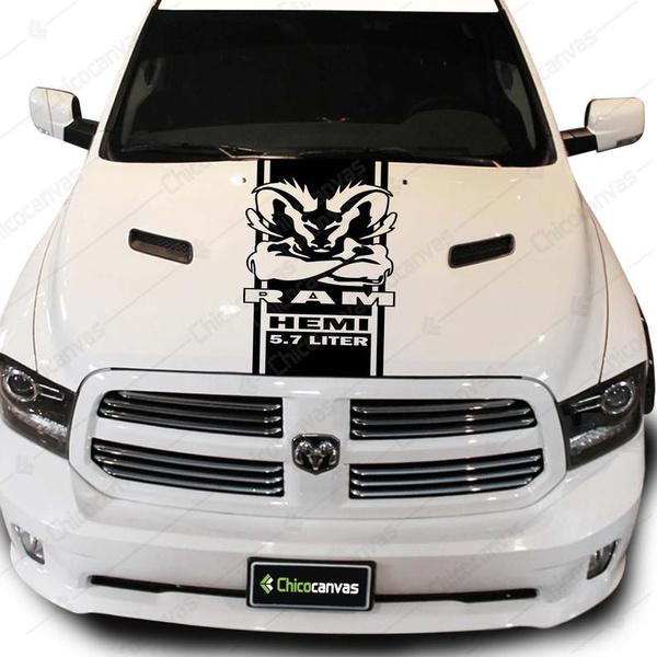 Dodge, Car Sticker, carseatcover, Fashion