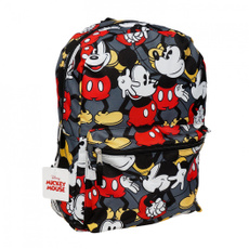 Mickey Mouse, Polyester, unisex, Backpacks