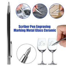 engraving, carbidetip, scribing, Stainless Steel