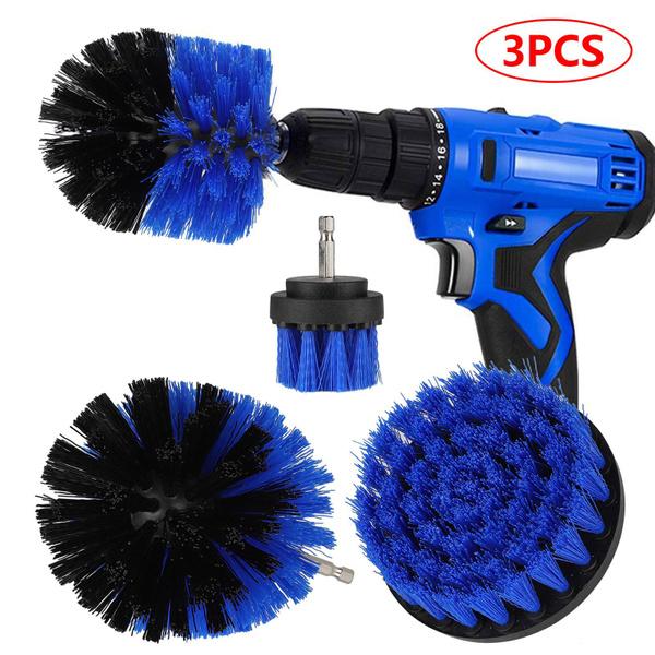 drillbrushset, Set, scrubber, powerscrubber