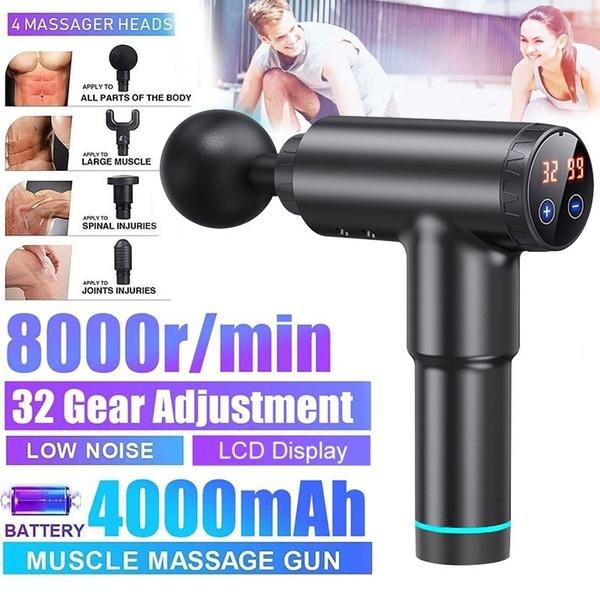 fasciagun, Muscle, Touch Screen, musclemassager